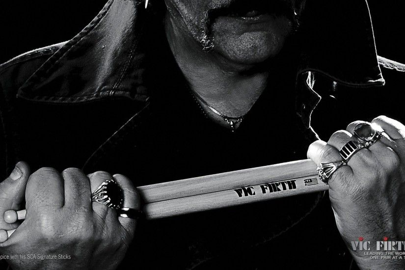 Drums drum sticks Vic Firth Carmine Appice wallpaper | 2560x1440 .