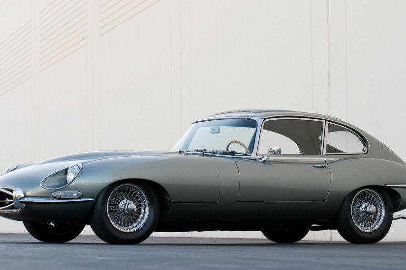 Jaguar E Type 2 2 Coupe (1966) Wallpapers and HD Images