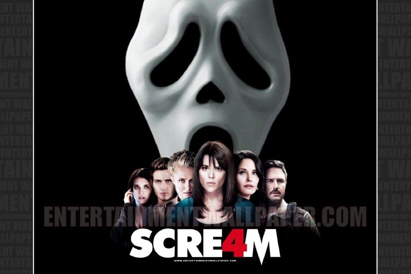 Scream 4 Wallpaper - Original size, download now.