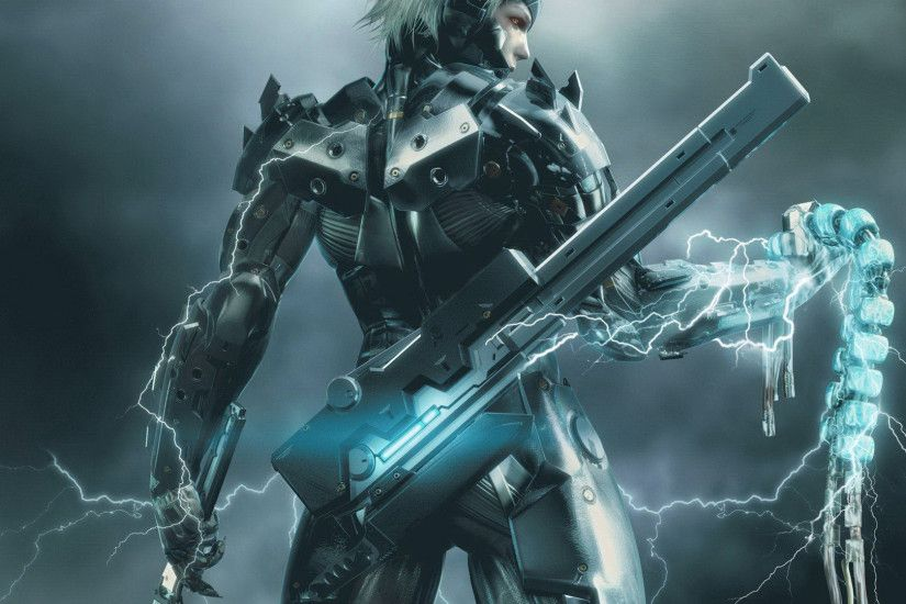 ... 1920 × 1080 in Review: Metal Gear Rising Revengeance