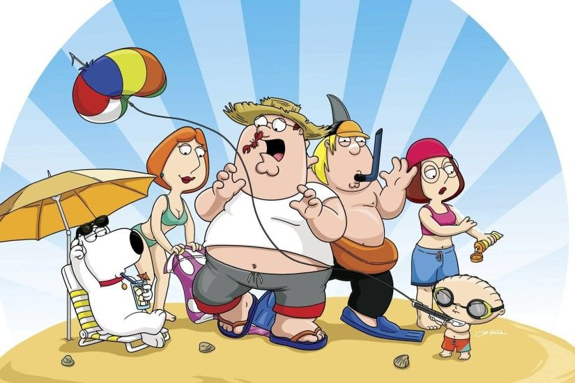 Family Guy vacation - Family Guy Wallpaper (1920x1080)