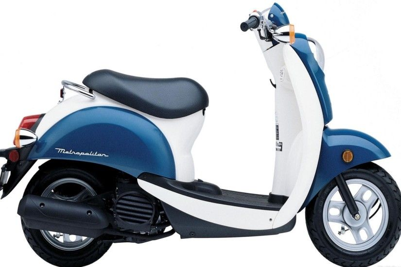 Honda Scooter Metropolitan Wallpaper