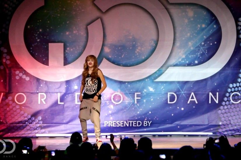 World of Dance Dallas 2012: Chachi Gonzales