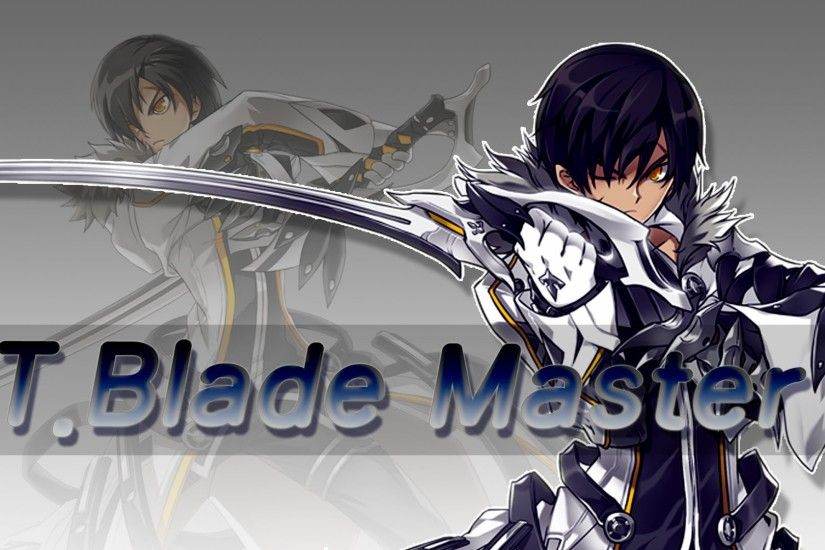 [Elsword KR] T.Blade Master 1v1 PVP - YouTube