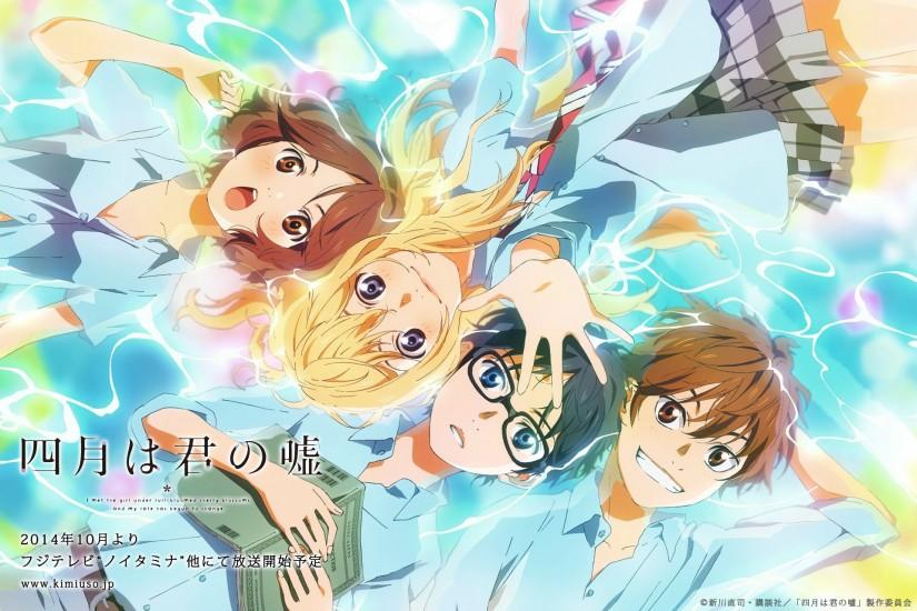 your lie in april wallpaper 1920x1280 for android 40