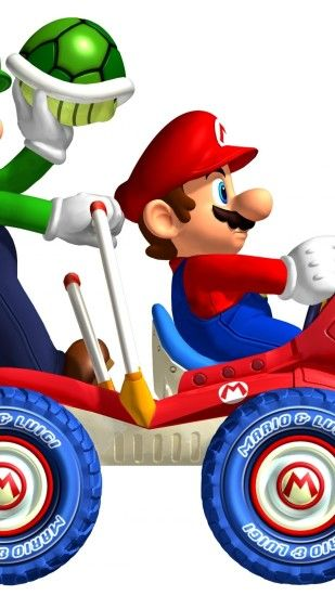 Mario Kart iPhone 6 Plus Wallpaper 11646 - Games iPhone 6 Plus Wallpapers  #Games #