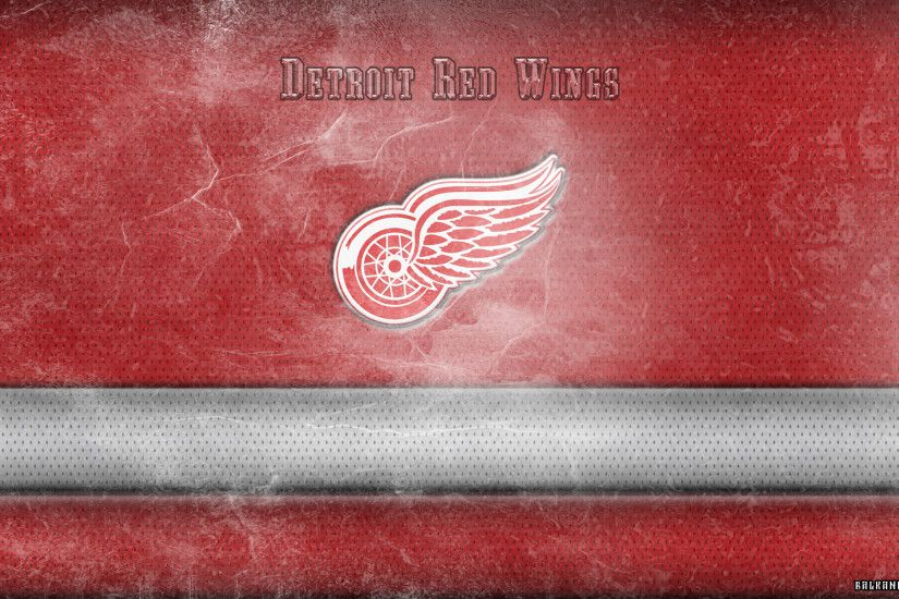 Detroit Red Wings wallpaper by Balkanicon Detroit Red Wings wallpaper by  Balkanicon
