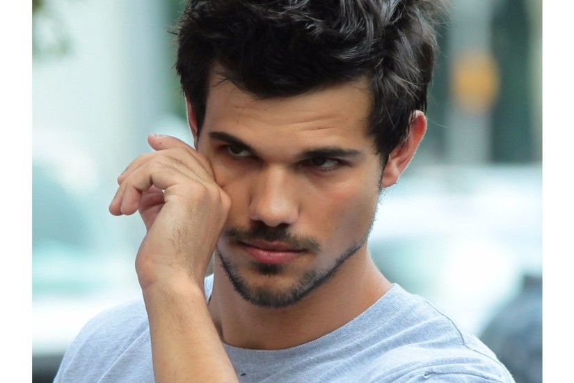 Celebrity 4K Taylor Lautner Wallpaper