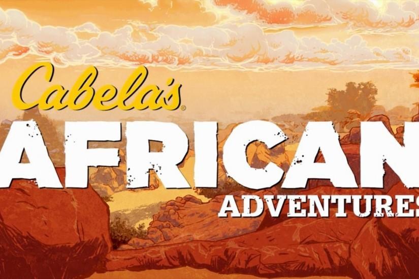 ... Cabela's African Adventures - Fanart - Background ...