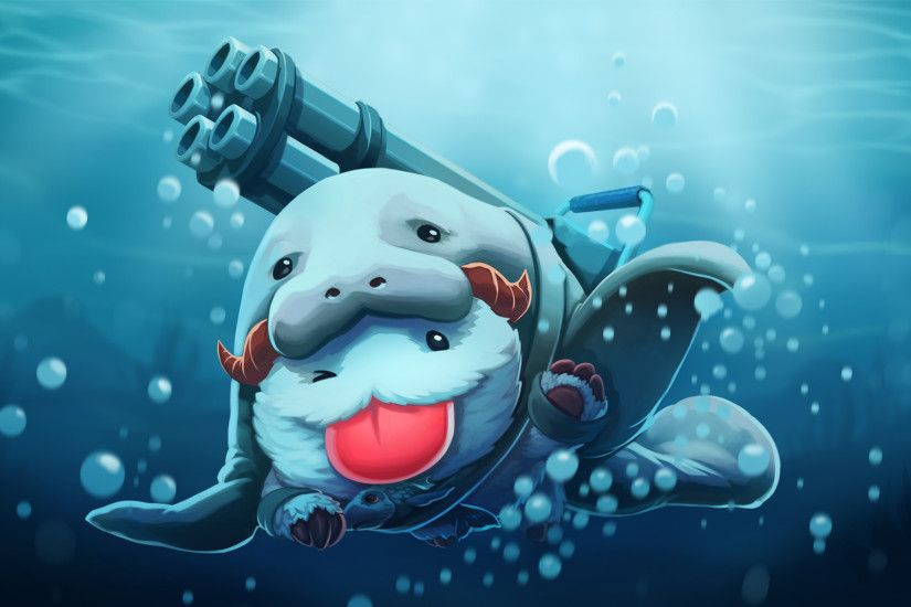 [Deleted] Champion poros!
