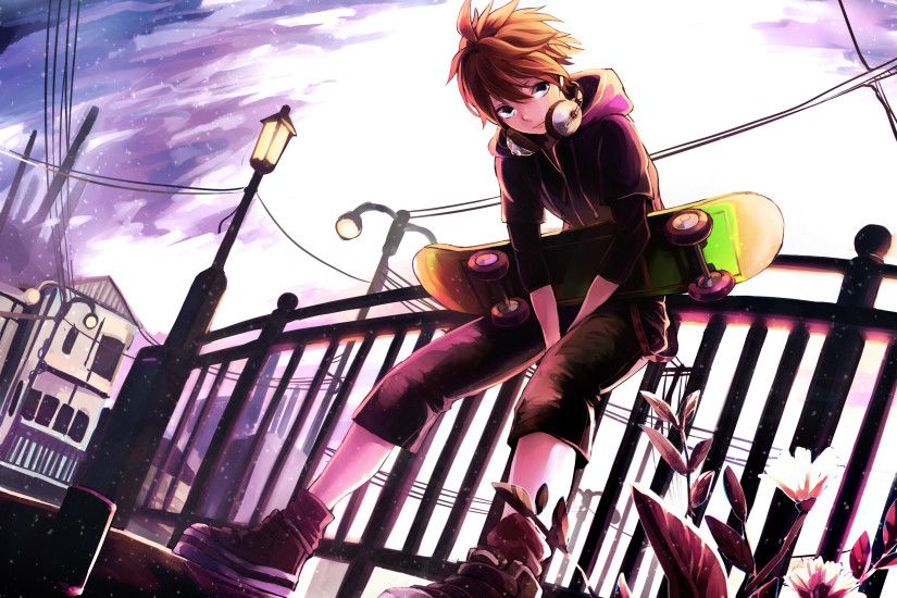 Len Kagamine Wallpaper by ng9 on DeviantArt ...