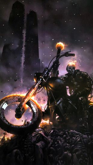Ghost Rider Wallpapers for Galaxy S5