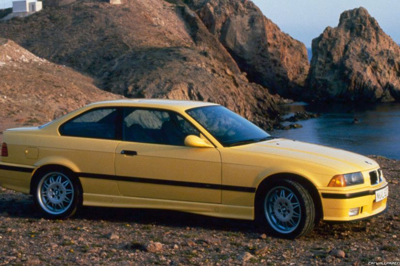 Cars wallpapers BMW M3 E36 Coupe - 1992 1280x800 1440x900 1680x1050  1920x1200