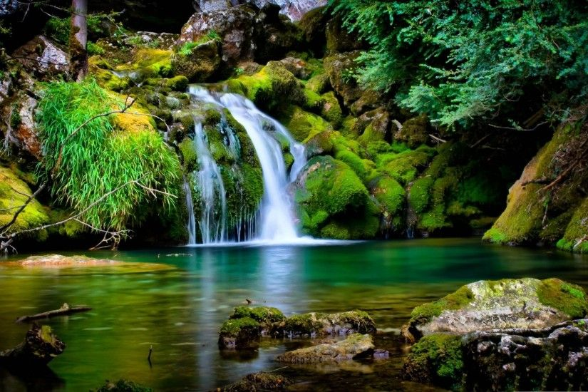Most Beautiful Natural Scenery HD Wallpapers