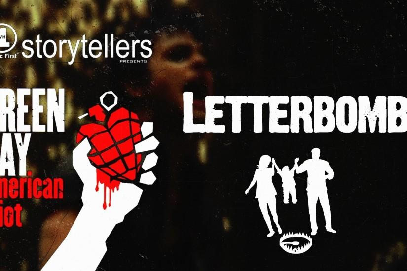 Green Day @ VH1 Storytellers 2005 - Letterbomb