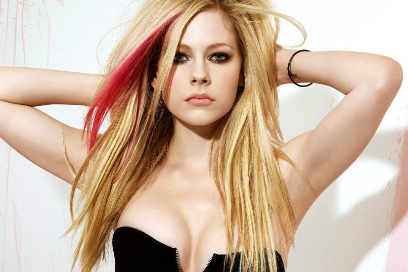 Germany Avril Lavigne Canadian Singers Women #wallpapers #widescreen  #backgrounds