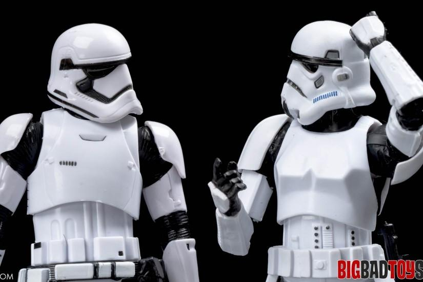 SDCC Star Wars Black Series First Order Stormtrooper Photo Shoot - The .