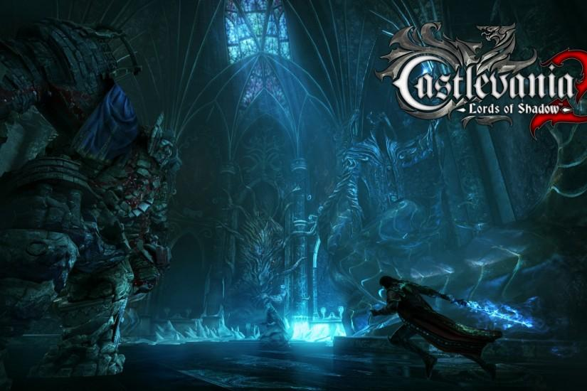 Preview wallpaper castlevania lords of shadow 2, count dracula, satan,  belmont, alucard