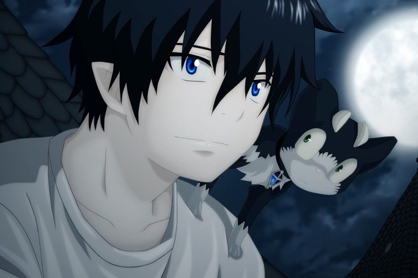 Image - Anime Boy Wallpaper 2560x1600 wallpaperhere.jpg - Ao no .