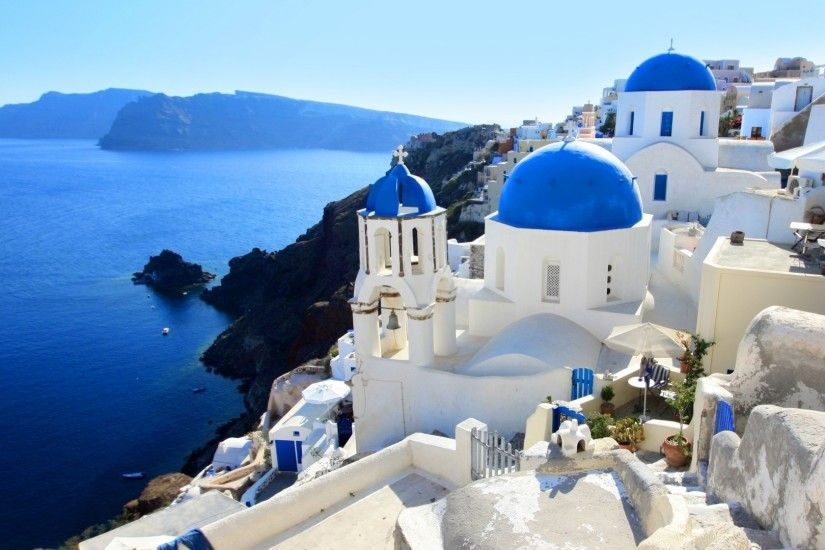... Santorini High Definition Wallpapers ...