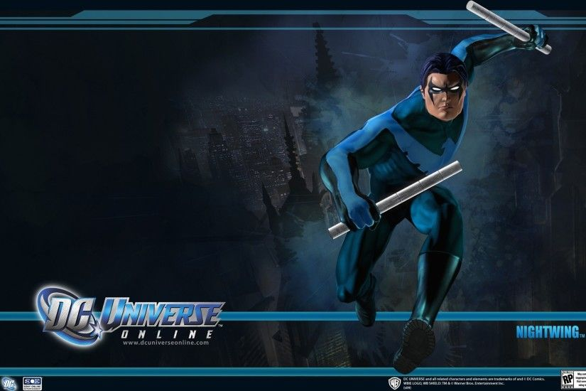 Previous: DC Universe Online Nightwing ...