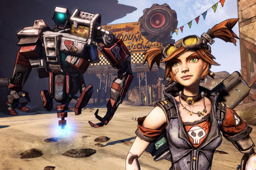 Borderlands 2's Mechromancer Class Might Be Its Best Playable Character