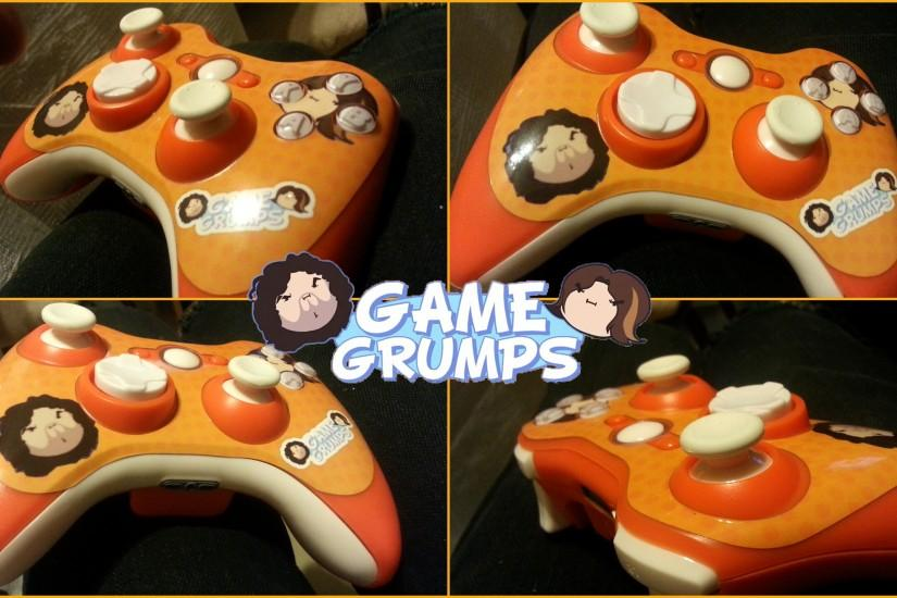 Custom Game Grumps Controller by m17barrett