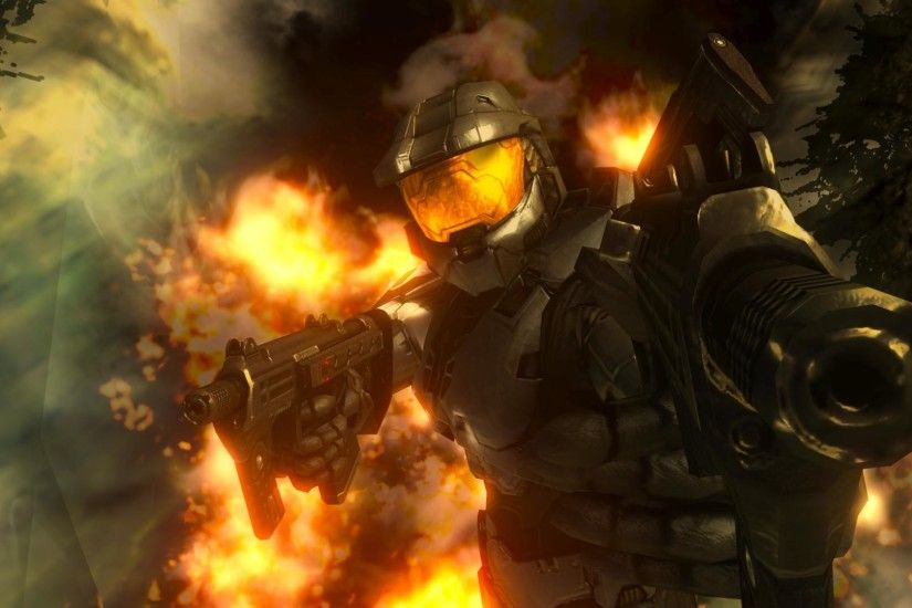 Halo 3 Master Chief Digital Wallpapers