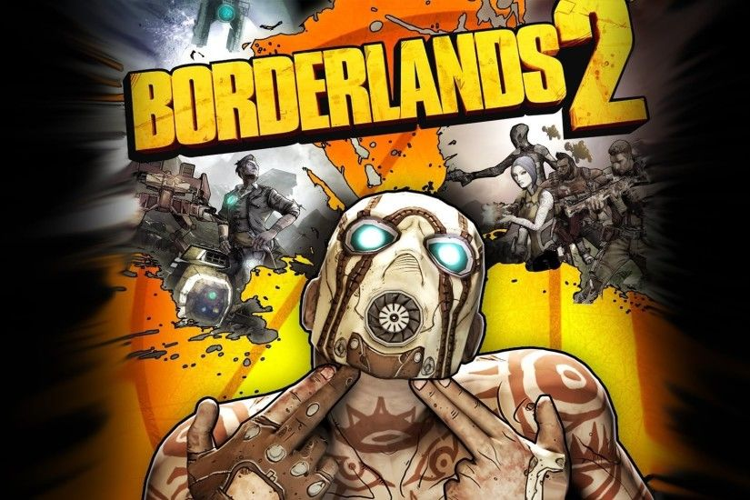 HD Wallpaper | Background ID:271948. 1920x1080 Video Game Borderlands 2
