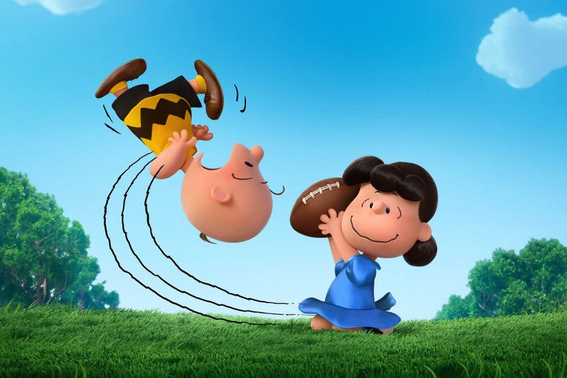 Wallpaper The Peanuts Movie Snoopy Charlie Brown Movies 3000×1975