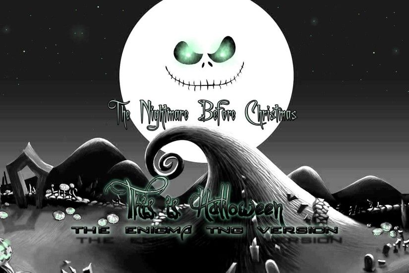 The Nightmare Before Christmas Wallpapers ·① WallpaperTag