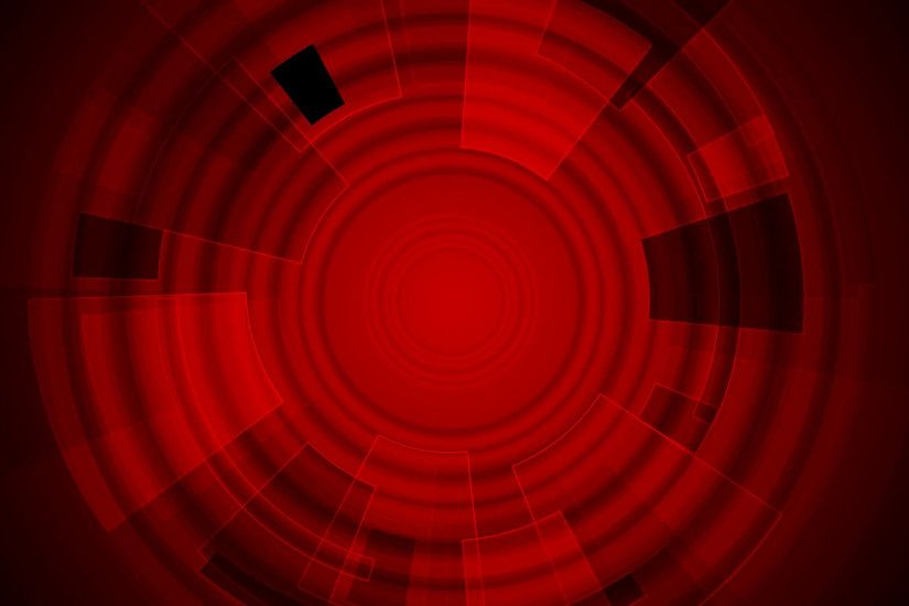 Dark red tech gear abstract background. Video animation HD 1920x1080 Motion  Background - VideoBlocks