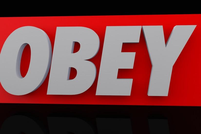 Obey Wallpaper by InstantClassic91 Obey Wallpaper by InstantClassic91