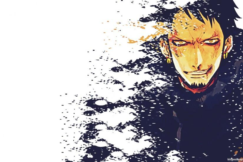 ... Trafalgar Law Wallpaper - by @kingwallpaper by Kingwallpaper