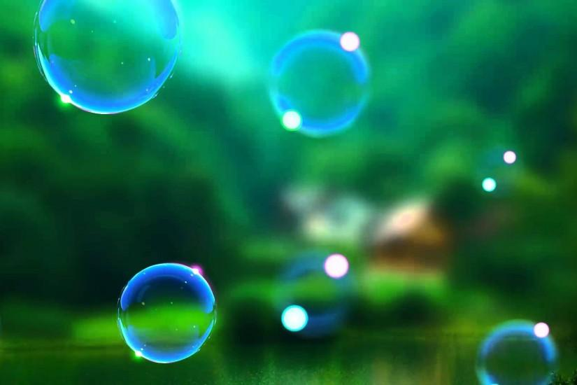 new bubble background 1920x1080 for android tablet