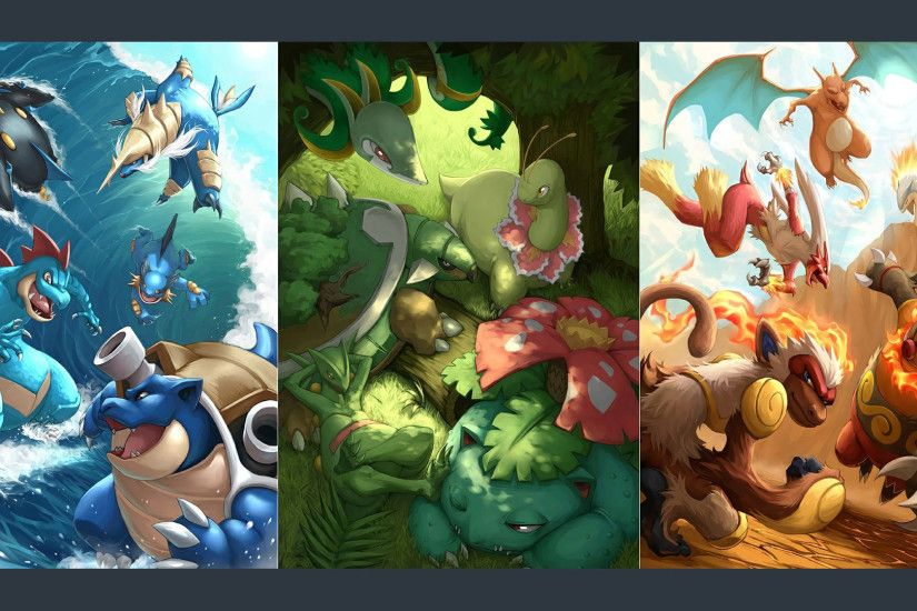 Download Epic Pokemon Backgrounds