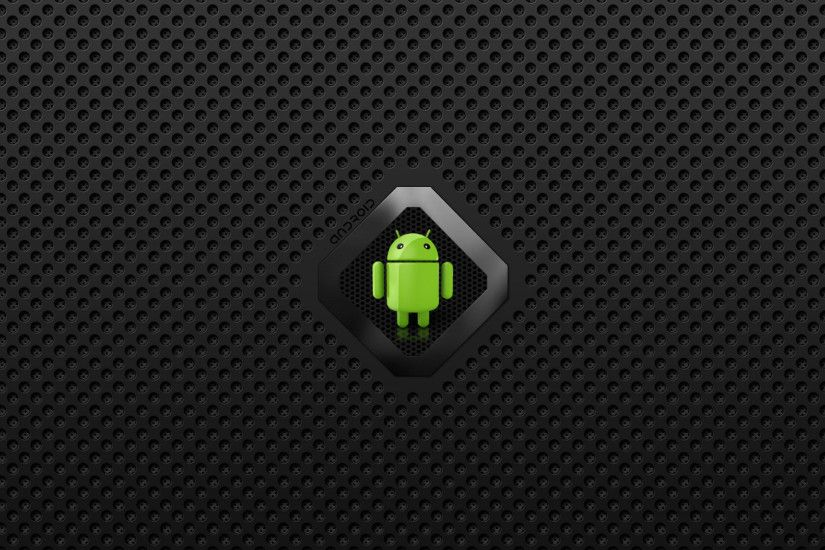 <b>Green Android Wallpaper</b>