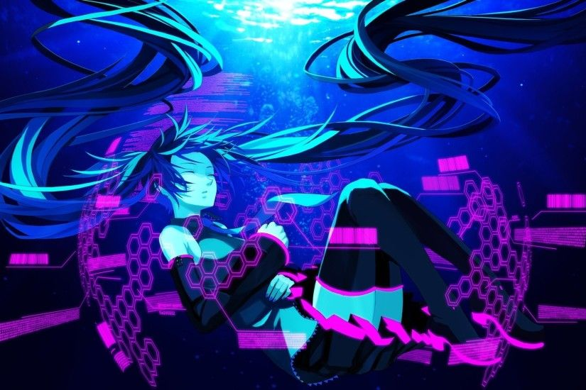 anime, Vocaloid, Hatsune Miku Wallpapers HD / Desktop and Mobile Backgrounds