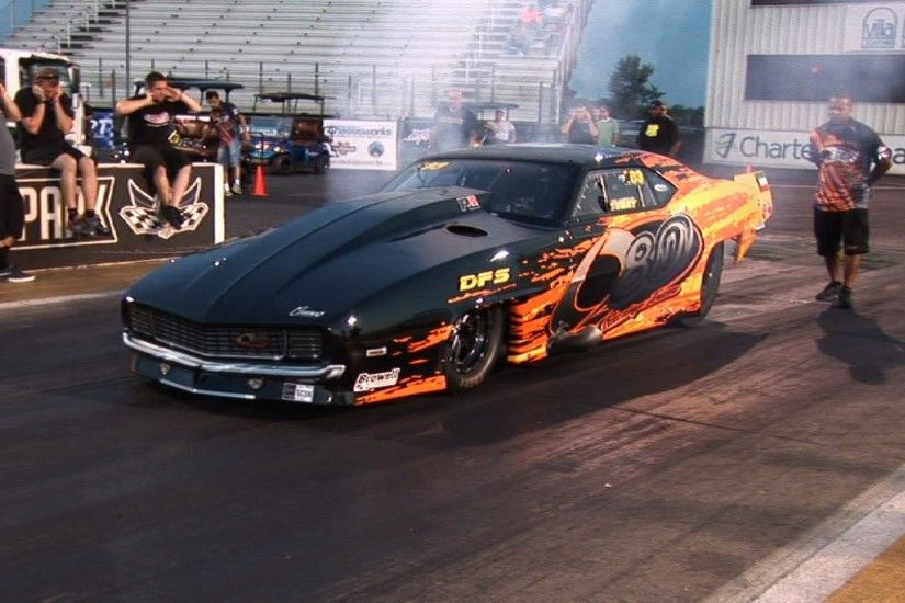 Fastest Car in the World Drag Race