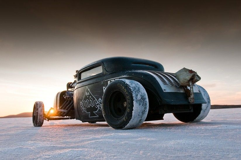 the ace of spades hot rod hot rod machine desert salt