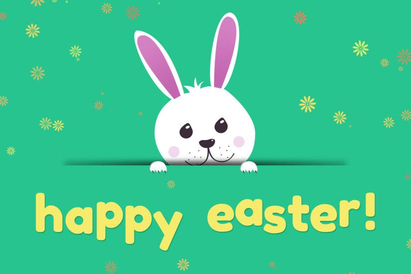 Free Easter Bunny Wallpaper (10)