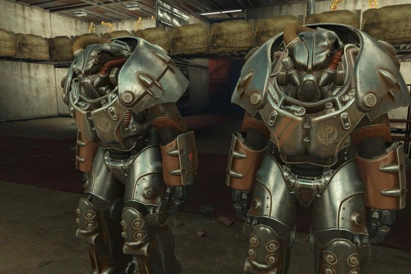 Standalone Brotherhood of Steel X-01 Power Armor Paint at Fallout 4 Nexus -  Mods and community