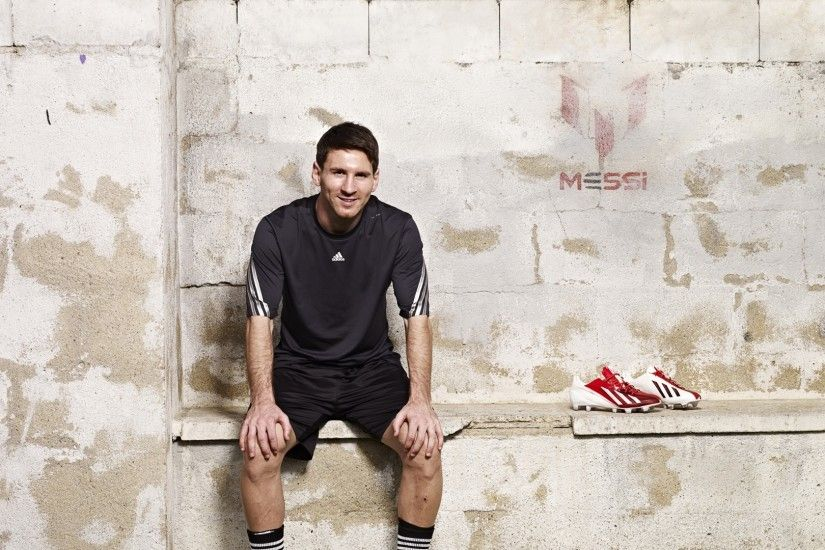 Preview wallpaper lionel messi, barcelona, football player 1920x1080