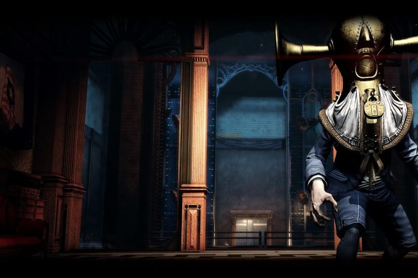 Image - Bioshock Infinite Background Boys of Silence.jpg - Steam .