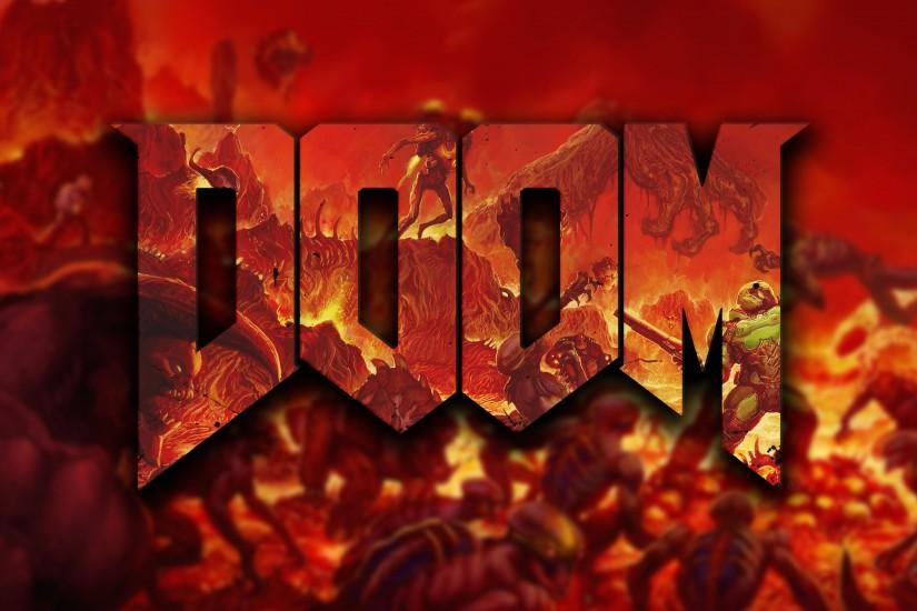 large doom wallpaper 3840x2160 large resolution