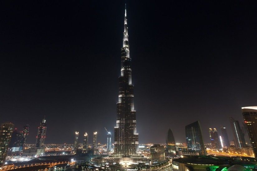 Burj Khalifa aka Burj Dubai wallpapers (23 Wallpapers)
