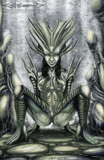 H.R. Giger Tribute by Chemonox H.R. Giger Tribute by Chemonox