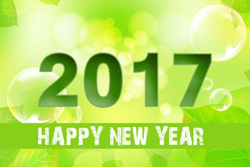 Happy New Year 2017 HD wallpaper pics free download