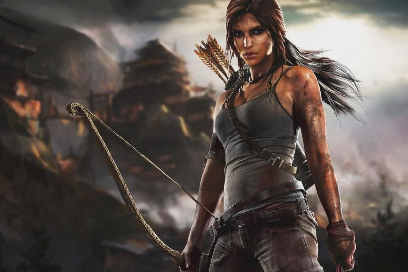 full size tomb raider wallpaper 1920x1200