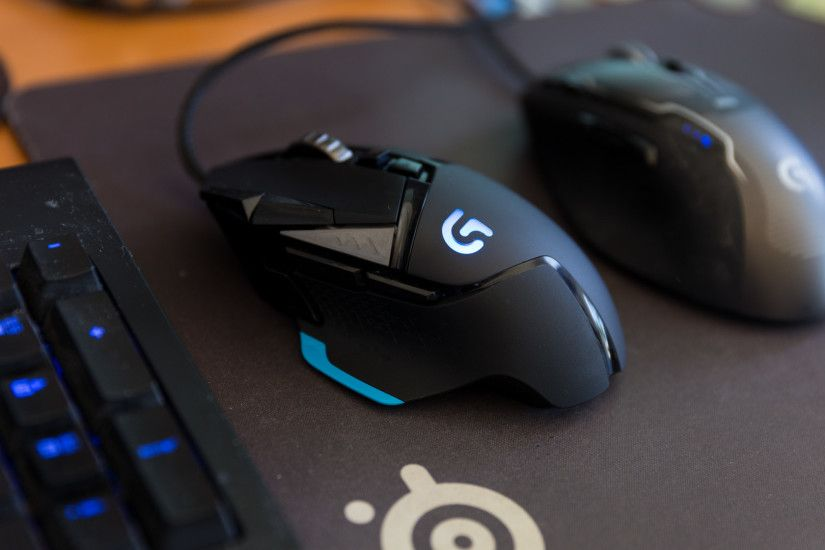 Testing: Logitech G502 Proteus Core Gaming Mouse